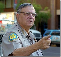 Sheriff Arpaio